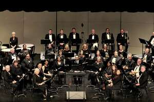 The Cypress Symphonic Band performed regularly at the Berry Center in Cypress, Texas until the pandemic sidelined the performance group. They hope to return soon.
