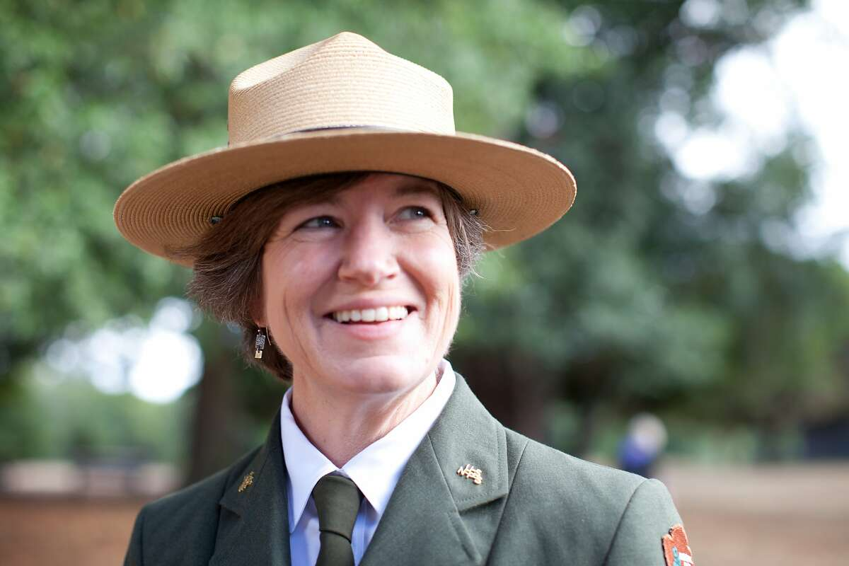 Cicely Muldoon recently became the permanent superintendent of Yosemite National Park. As the interim superintendent this summer, she oversaw the park's day-use reservations system and pandemic response.