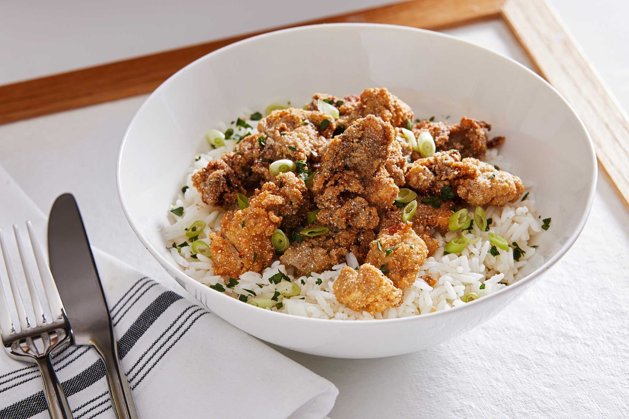 The secret to superior fried oysters: Listen closely