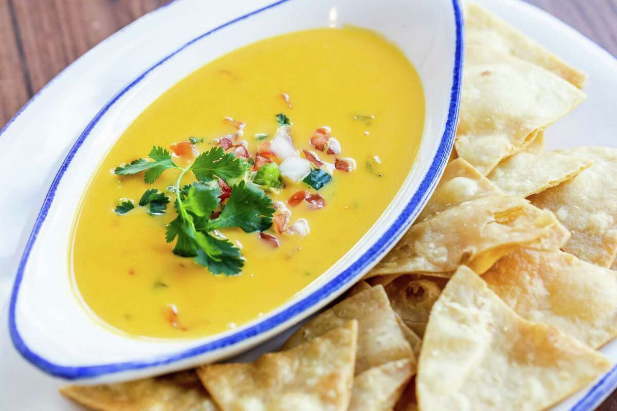 Chef Alex Padilla of the Original Ninfa's on Navigation shares a recipe approximating the iconic restaurant's chile con queso.