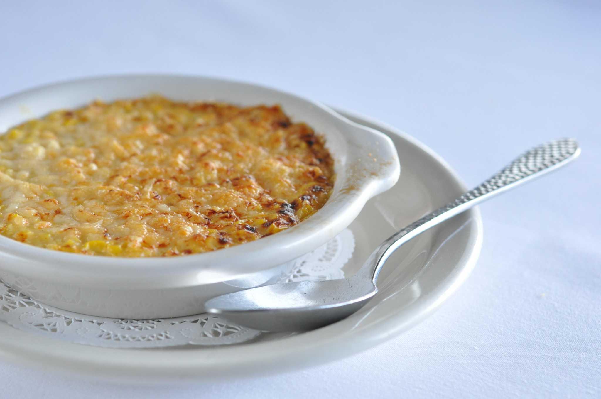 Houston Recipes: Ronnie Killen's Creamed Corn