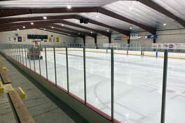 The East Alton Ice Arena, which was built in 1995, could be haunted by the spirit of a Union Army soldier, according to people familiar with the rink. The building is located on the site of a former Union Army Civil War bivouac near Wood River Creek.