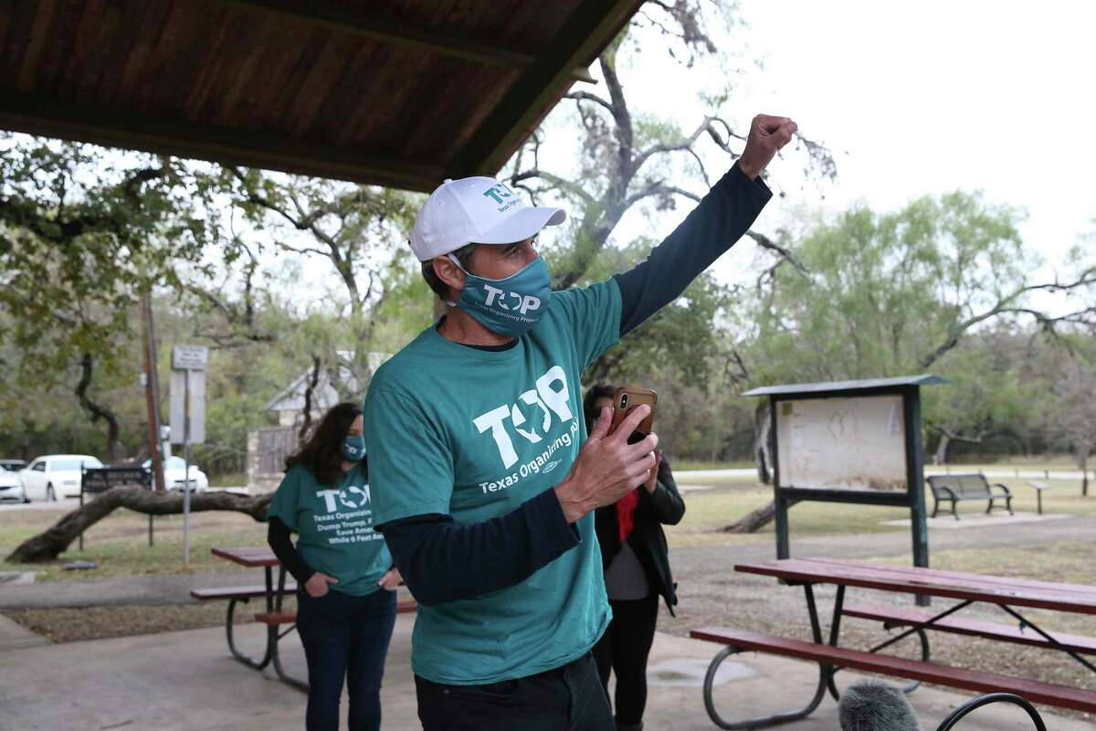 COVID-19 RESPONSEOne key battleground topic for his campaign could be Abbott's response to the pandemic. During an interview with Texas radio station KLAQ, O'Rourke accused the Texas Governor of