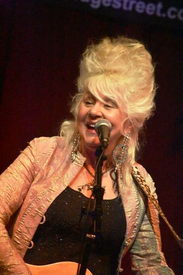 Saturday, Christine Ohlman and guest James Montgomery are performing at at Bridge St Live. Photo: Domenic Forcella / Contributed Photo / 2016