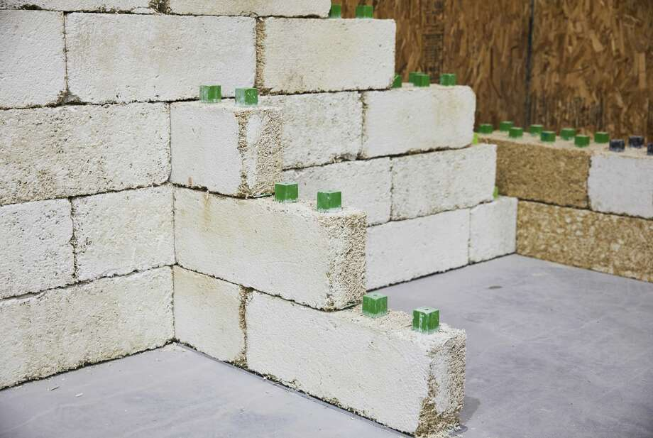 You've heard of concrete, but have you heard of hempcrete? Photo: Getty / © 2019 Bloomberg Finance LP