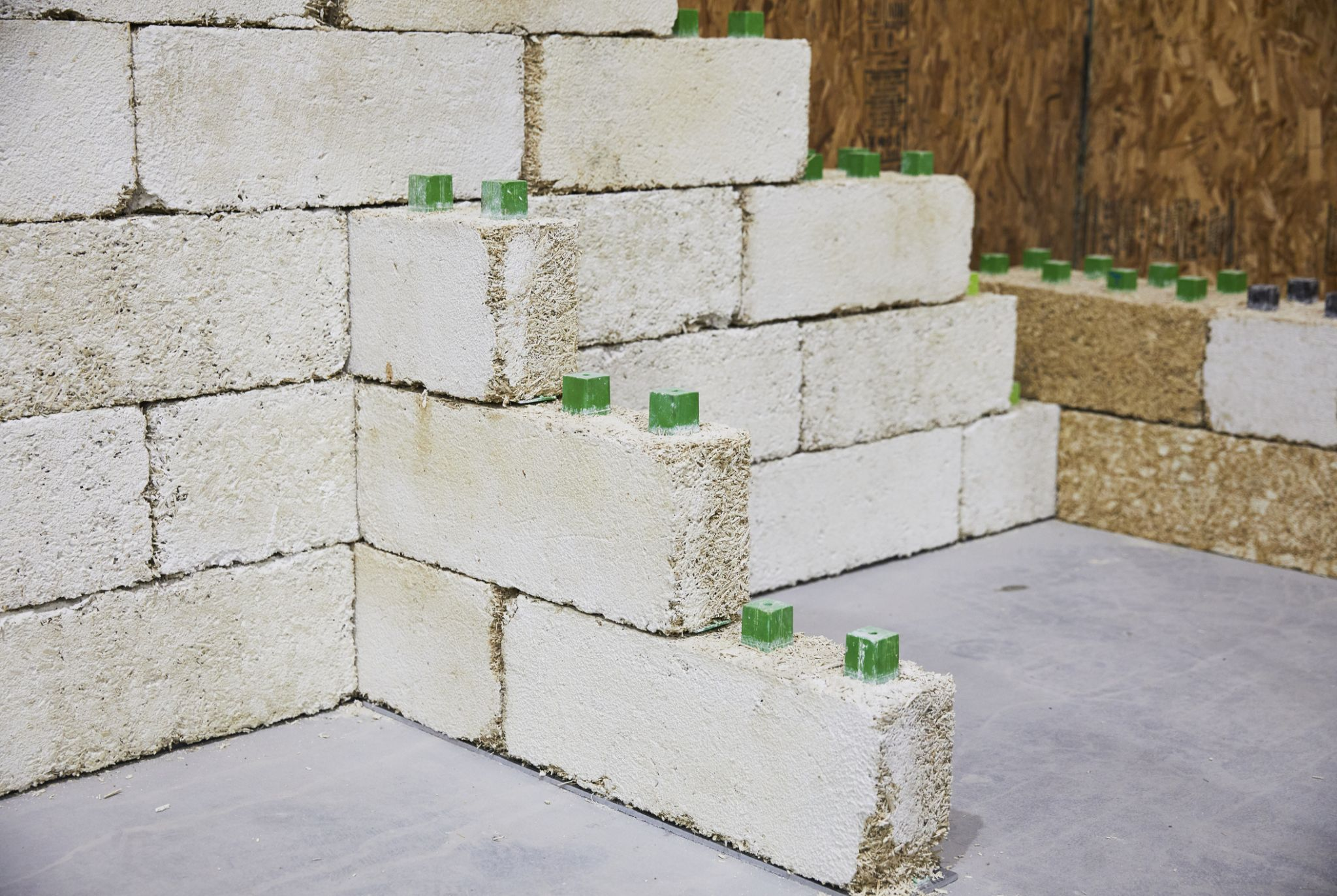 Hemp-Based Building Material Takes Green Living to New Highs