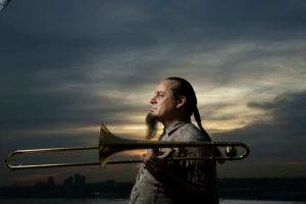 The Hartford Jazz Society is holding its 60th Anniversary Concert and Fundraiser,7-9 p.m. Nov. 13 on HJS Facebook Live.The special guest is trombonist/seashellist Steve Turre, leading an all-star sextet with Orion Turre, drums; Wallace Roney Jr., trumpet; Emilio Modeste, tenor saxophone; Isaiah Thompson, piano; and Corcoran Holt, acoustic bass.