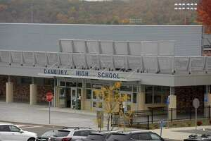 Danbury High School was suppose to start on the hybrid model on Monday but postponed due to a rise in COVID cases.Monday, October 26, 2020, in Danbury, Conn.