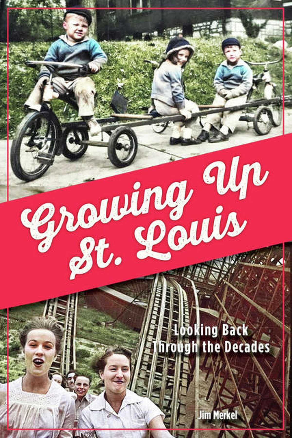 """""""Growing Up St. Louis: Looking Back Through the Decades,"""" by Jim Merkel, is available wherever fine books are sold and autographed copies are available at the author's website, www.jimmerkelthewriter.com. The book's ISBN is 9781681062549 and sells for $20.95. It can also be ordered by calling 314-833-6600, faxing 866-999-6916 or emailing books@reedypress.com."""