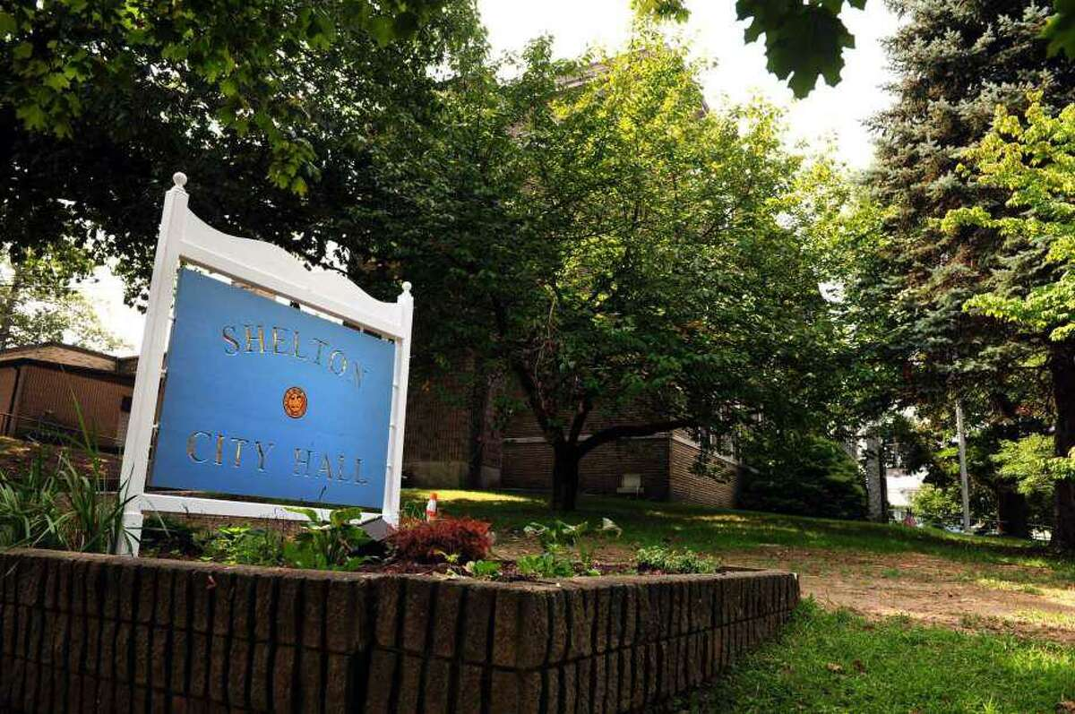 Shelton City Hall.