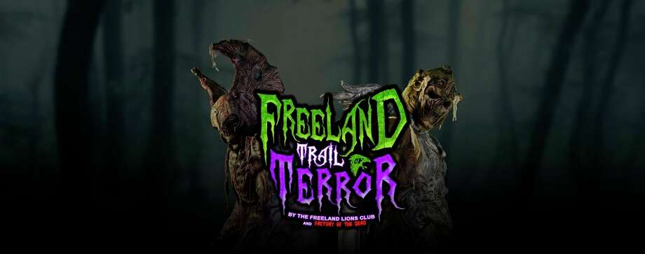 Oct. 29-31: Freeland Trail of Terror is set for 7 to 11 p.m. at Tittabawassee Township Park, 9200 Midland Road, Freeland. (Photo provided/Freeland Trail of Terror Facebook)