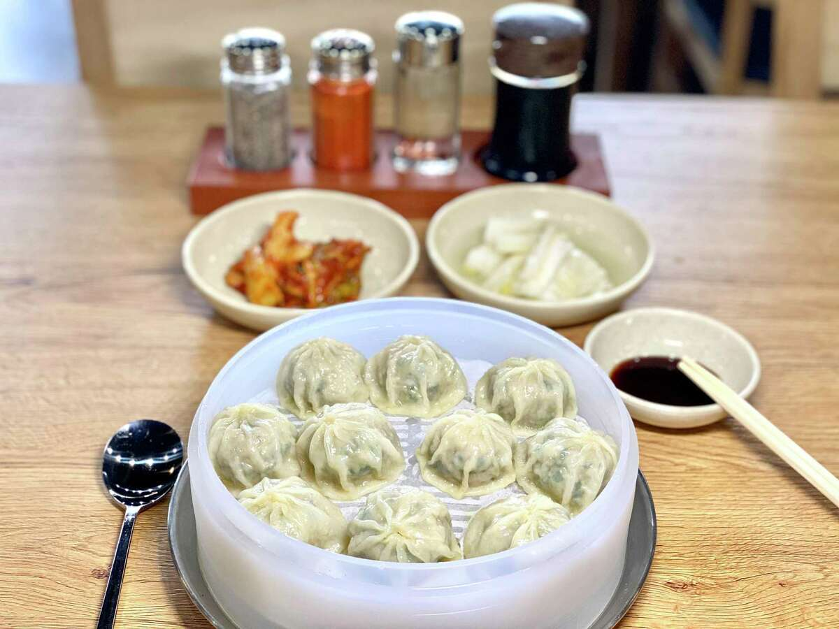 MDK Noodles Famous Korean Pork Dumplings