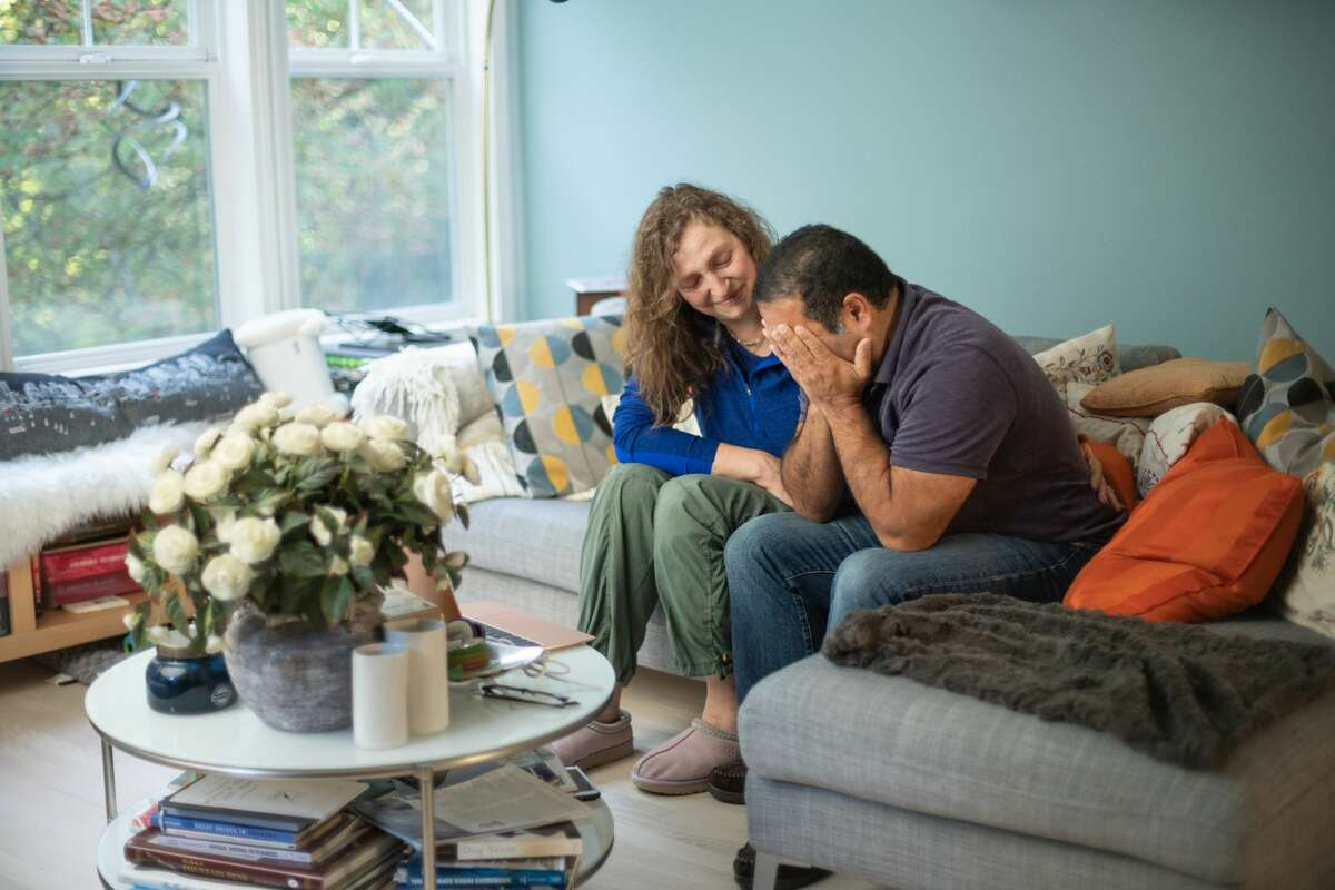 Amazon Home partnered up with local interior designer, Sara Eizen, to help outfit Marc and his family's home. Almost serendipitously, Eizen's path has also crossed with Marc's by way of Seattle Children's Hospital.
