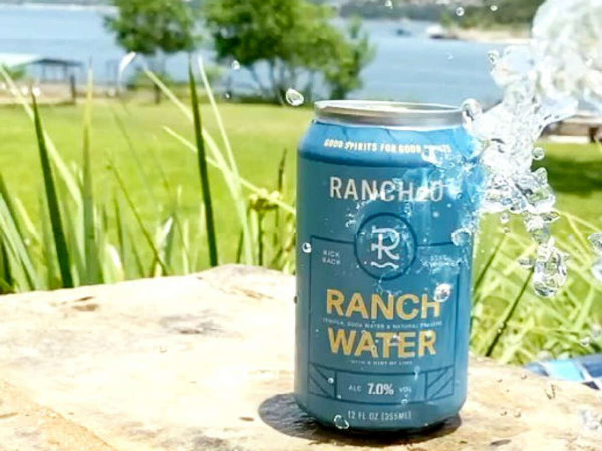 RancH20's Ranch Water is now available.