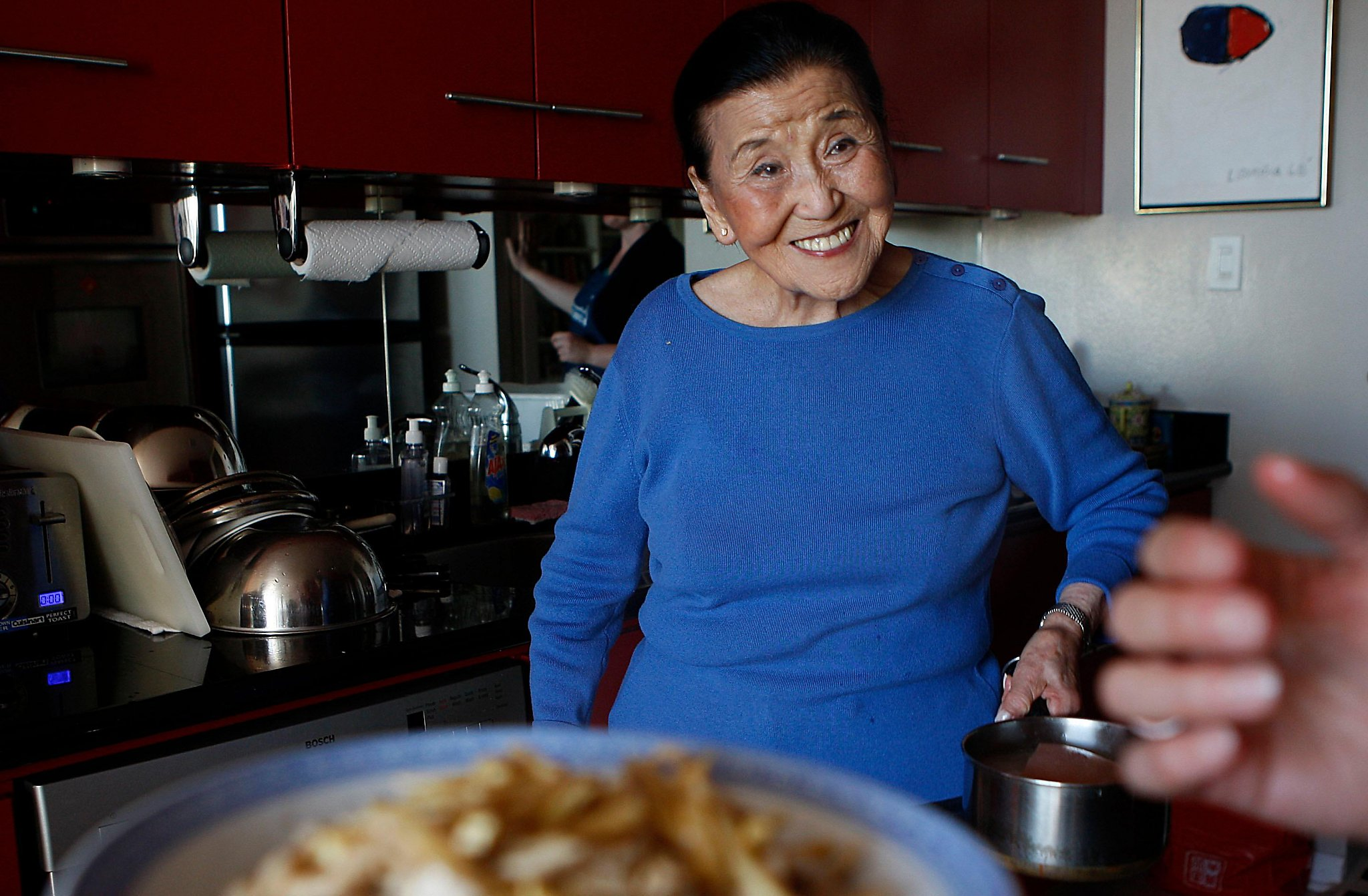 Cecilia Chiang, an S.F. legend and the matriarch of Chinese food in America, dies at 100