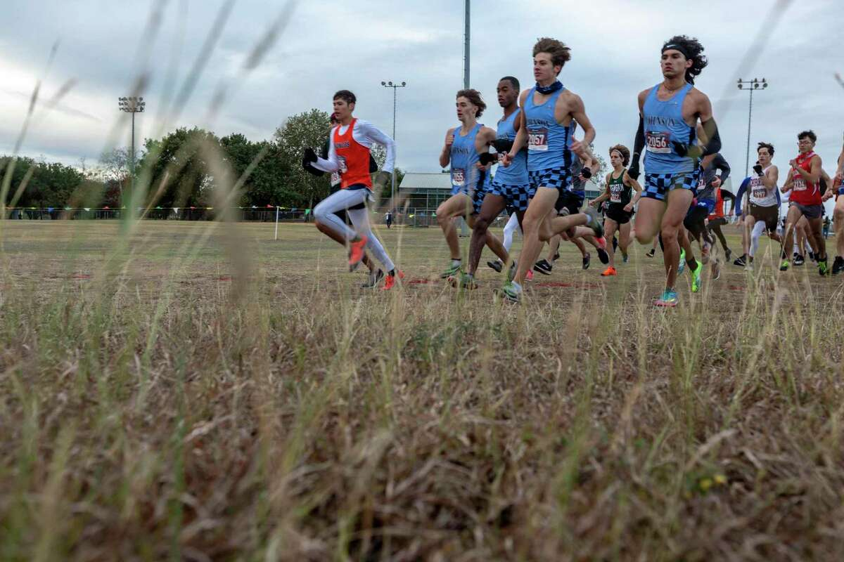 The boys District 28-6A cross country meet starts Wednesday, Oct. 28, 2020.