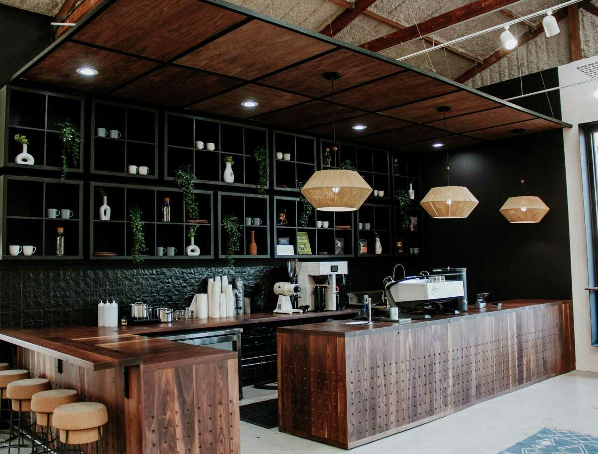 Forth & Nomad has a new full-service coffee and pastry bar in its 4,500-square-foot store at 731 Yale St. in the Heights.
