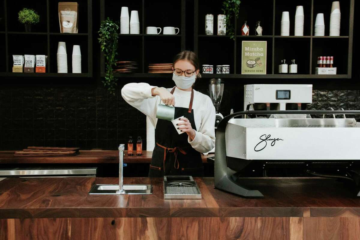 Forth & Nomad has a new coffee and pastry bar in its 4,500-square-foot store at 731 Yale St. in the Heights. It will operate from 7 a.m. until 3 p.m. on weekdays and from 8 a.m. until 3 p.m on weekends.