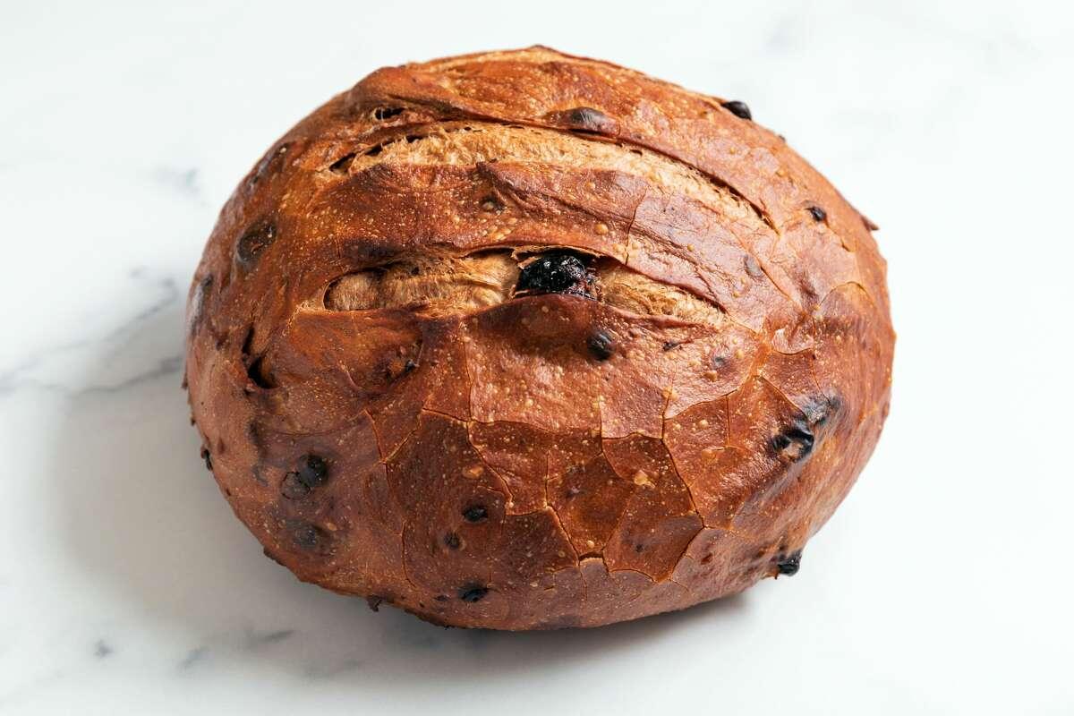 Chocolate Cherry Sourdough Ball at Bread Man Baking Co.