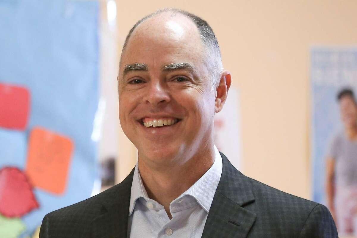 Matt Alexander, candidate San Francisco Board of Education