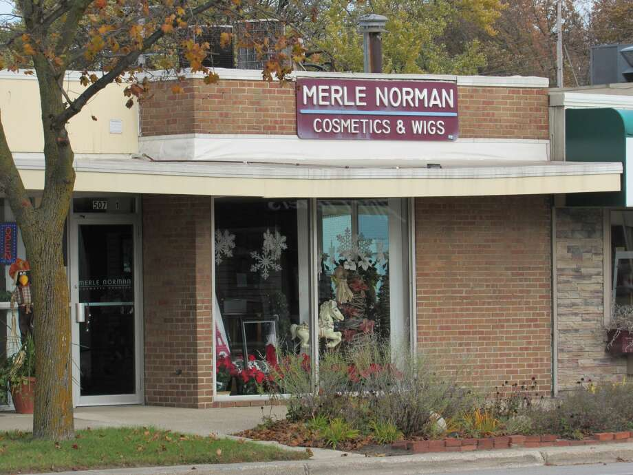 Merle Norman Cosmetics and Wigs, located at 507 S. Saginaw Road in Midland, will close its doors Saturday, Oct. 31. Photo: Victoria Ritter/vritter@mdn.net