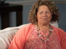 "Actor Anna Deavere Smith, pictured in a scene from ABC-TV's ""Black-ish,"" will be Westport Library's 2020 Malloy Lecture in the Arts guest speaker Nov 10. She will present a performance of ""Snapshots: Portraits of a World in Transition,"" and take questions at this virtual event."