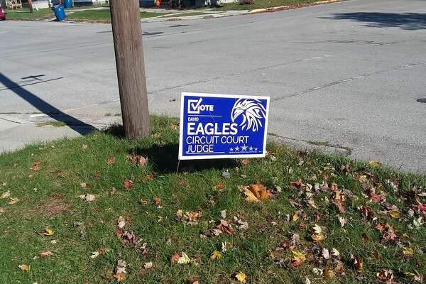Campaigns in Manistee County have focused on social media and yard signs rather than events and door-knocking in 2020.