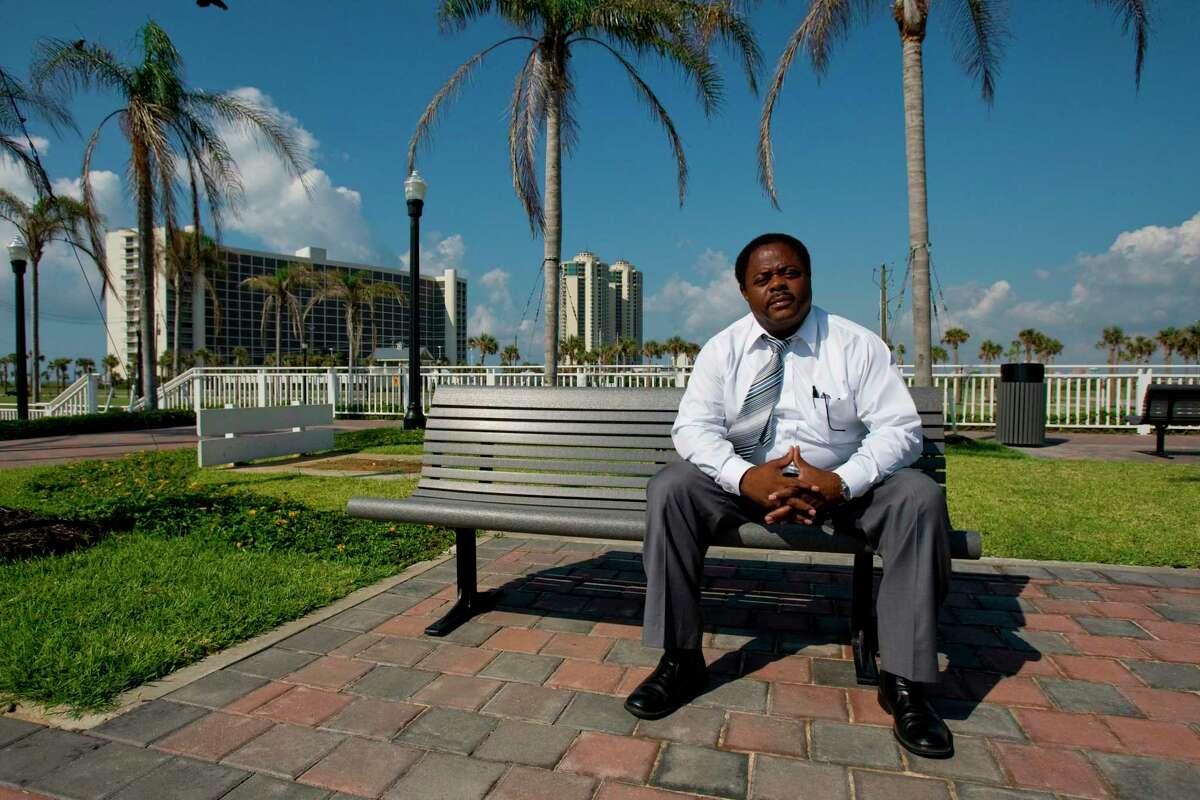 Tarris Woods, a Galveston City Council candidate who served on the council from 2008-2010 and 2014-2016, is at the center of a legal battle calling into question whether he lives in the district in which he's running.
