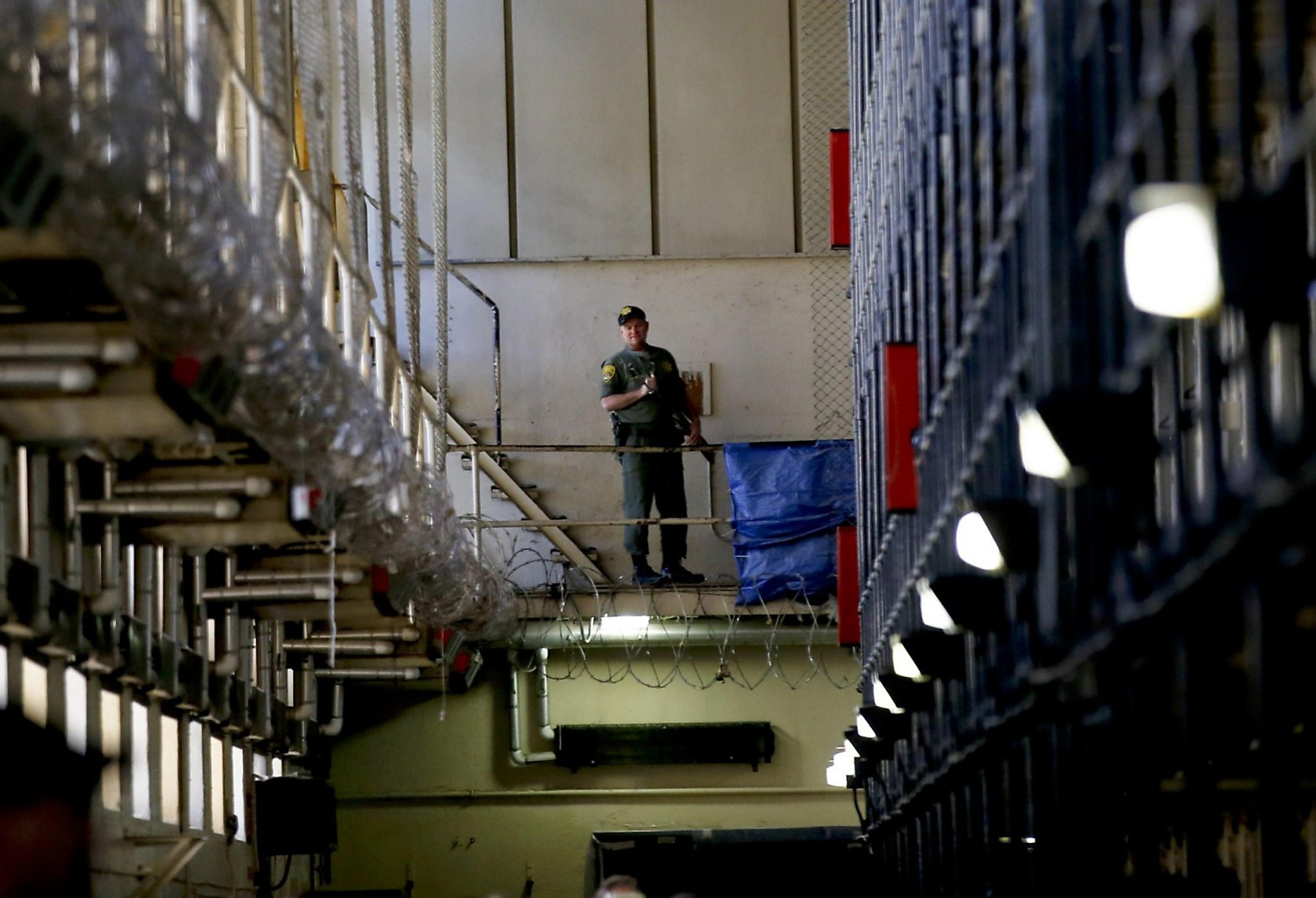 Editorial: Newsom opposes the death penalty but what about deadly conditions at San Quentin?