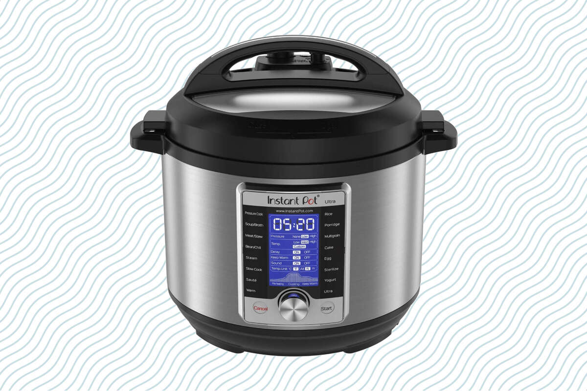 Save up to 39% on an Instant Pot Ultra, Amazon