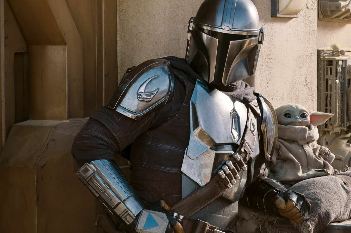 Sign up for Disney+ to watch The Mandalorian Season 2 on Oct. 30