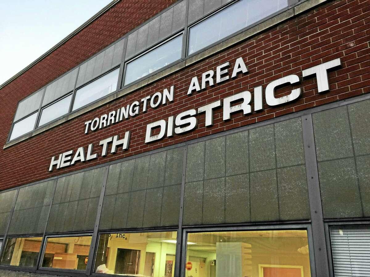 Ben Lambert - The Register Citizen ¬ ¬ The Torrington Area Health District building, as seen Tuesday.