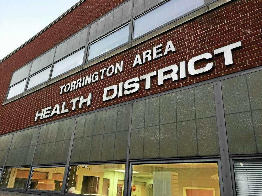 Ben Lambert - The Register Citizen ¬ ¬ The Torrington Area Health District building, as seen Tuesday. Photo: Ben Lambert / Digital First Media