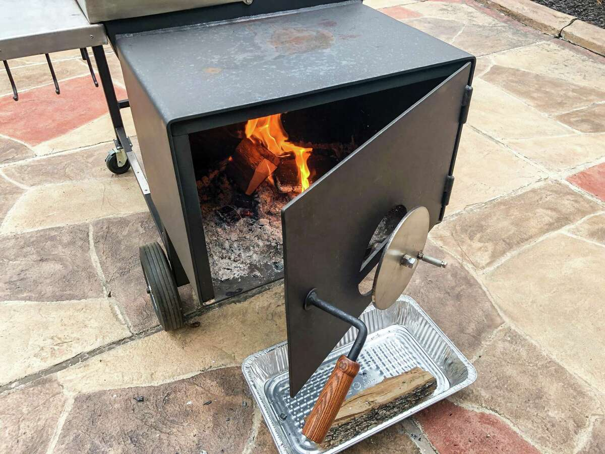Fire management at the firebox is the key to holding consistent temperatures and making great barbecue.