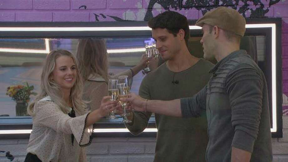 """Nicole Franzel, of Ubly, finished season 22, """"Big Brother: All-Stars,"""" in third place, marking the second season she has made it to the top three and amassingher over 240 days spent in the Big Brother house, over her three season history. (Courtesy Photo/CBS)"""