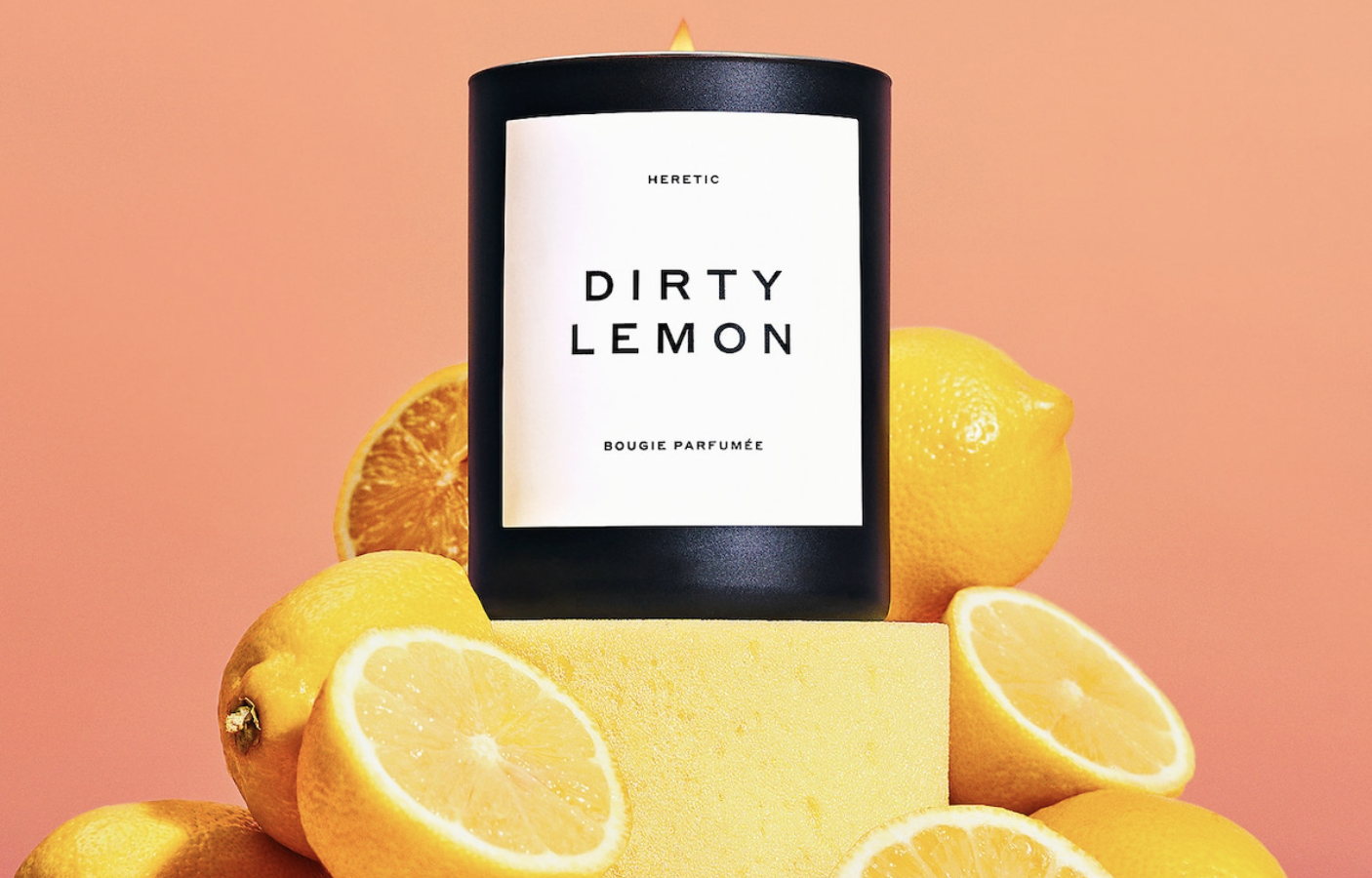 You are worthy of these splurge-y, fancy candles