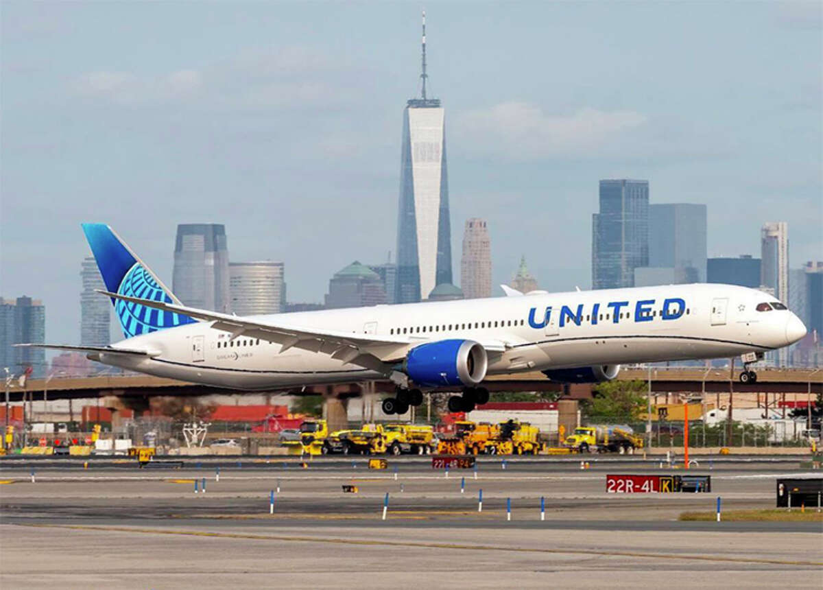 United will provide free COVID tests next month to passengers on select Newark-London flights.