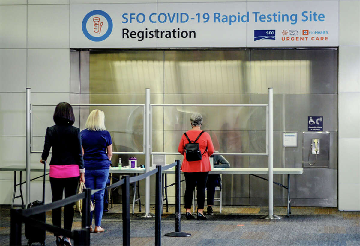 United already offers Hawaii travelers at SFO day-of-departure COVID tests for a fee.