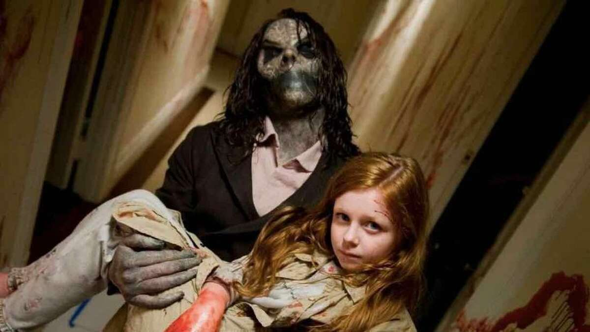 Director Scott Derrickson's 2012 horror hit Sinister is the scariest movie, according to the Science of Scare project.
