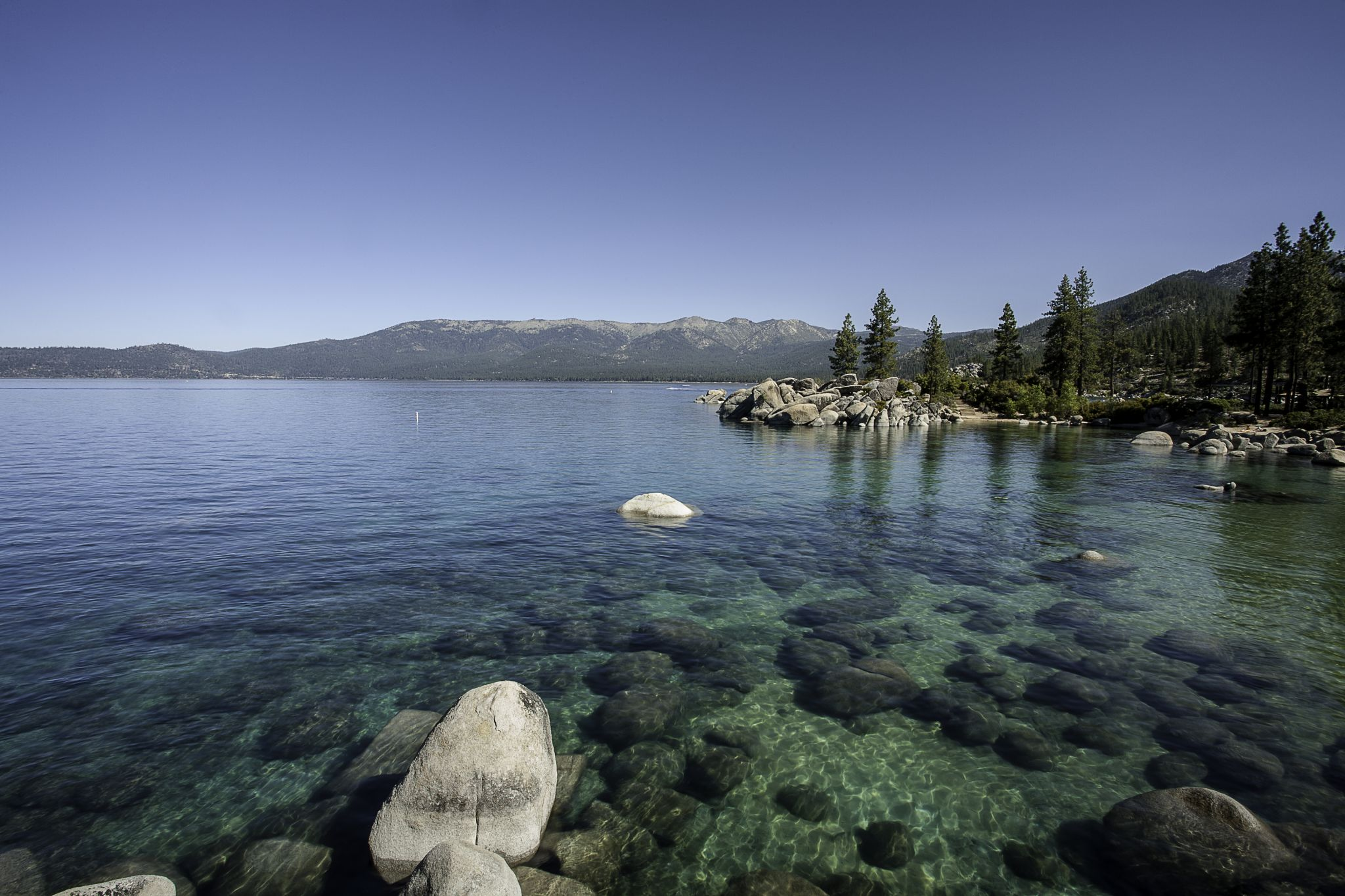 Why Tahoe isn't a national park?