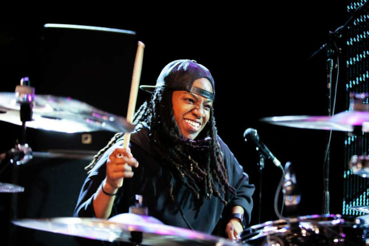 Los Angeles resident and Manchester native Patty Anne Miller drummed for Beyonce's Super Bowl performance in 2016.