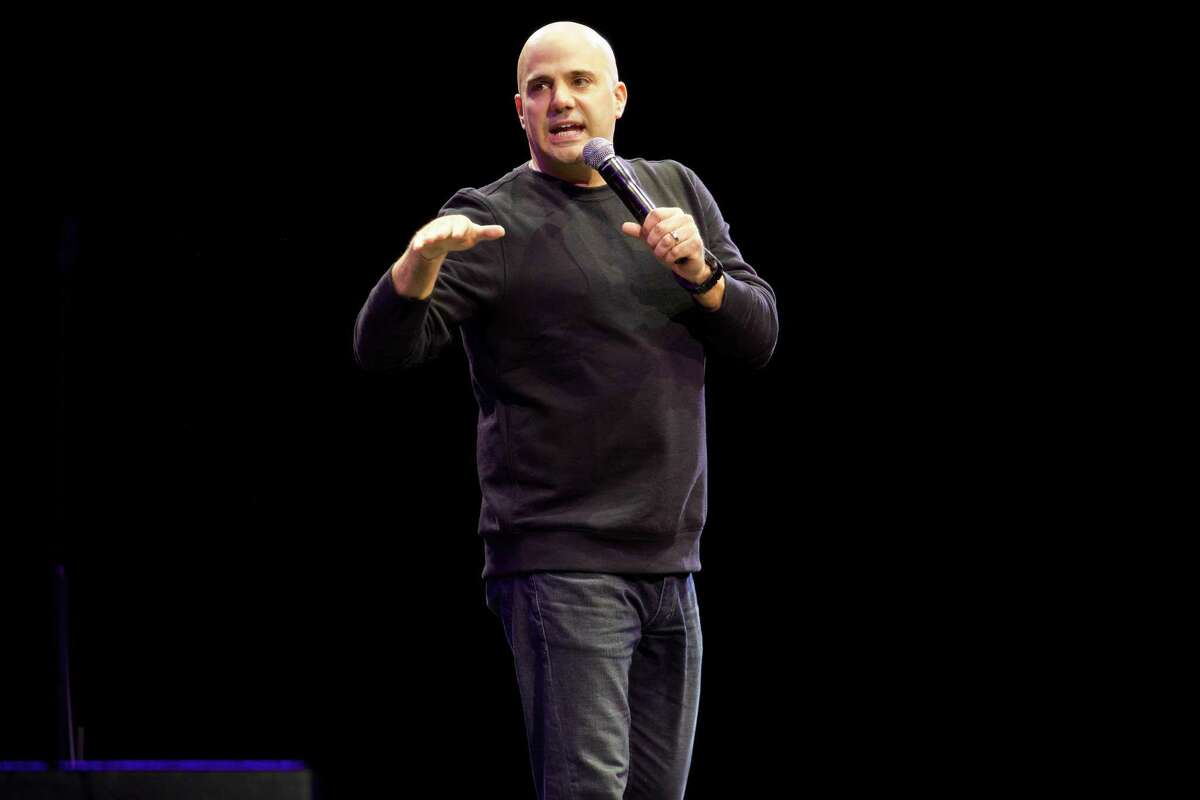 Paul Virzi, who is getting ready to release his second comedy special, will play four shows at Mohegan Sun's Comix Roadhouse, Nov 5-7. His debut comedy special,