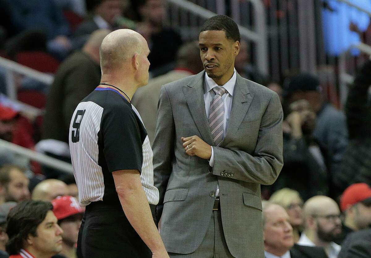 Stephen Silas is glad the Rockets were committed to the best man for the job in their process for finding a new coach.