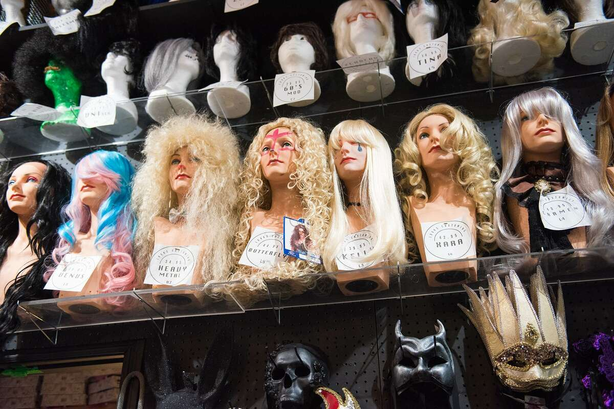 Costuming on Haight is the go-to spot for locals searching for new or vintage costumes.