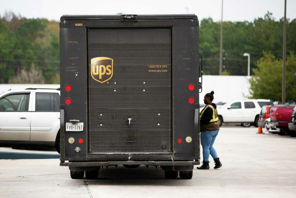 UPS is holding hiring fairs in Houston and across the country Friday.