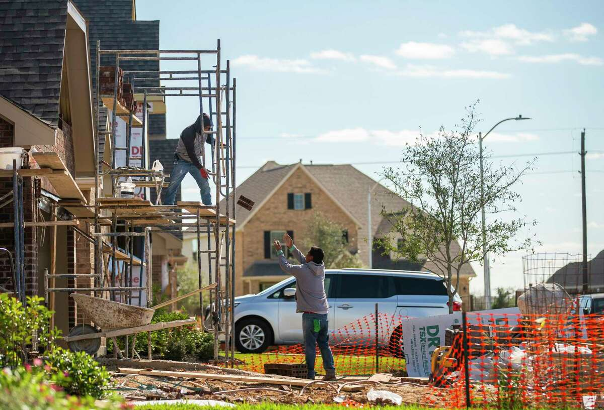 With the development of new homes west of the Grand Parkway and north of Interstate 10 in Katy, the count of registered voters has more than tripled in four years for two precincts.
