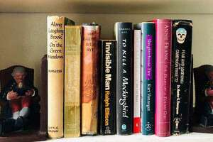 Some of the favorite books of Randall Beach