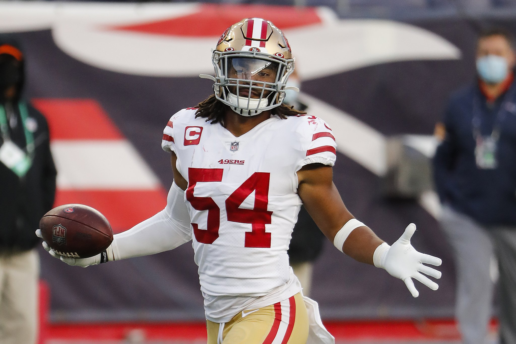 How the 49ers' defense is dominating without most of its star power