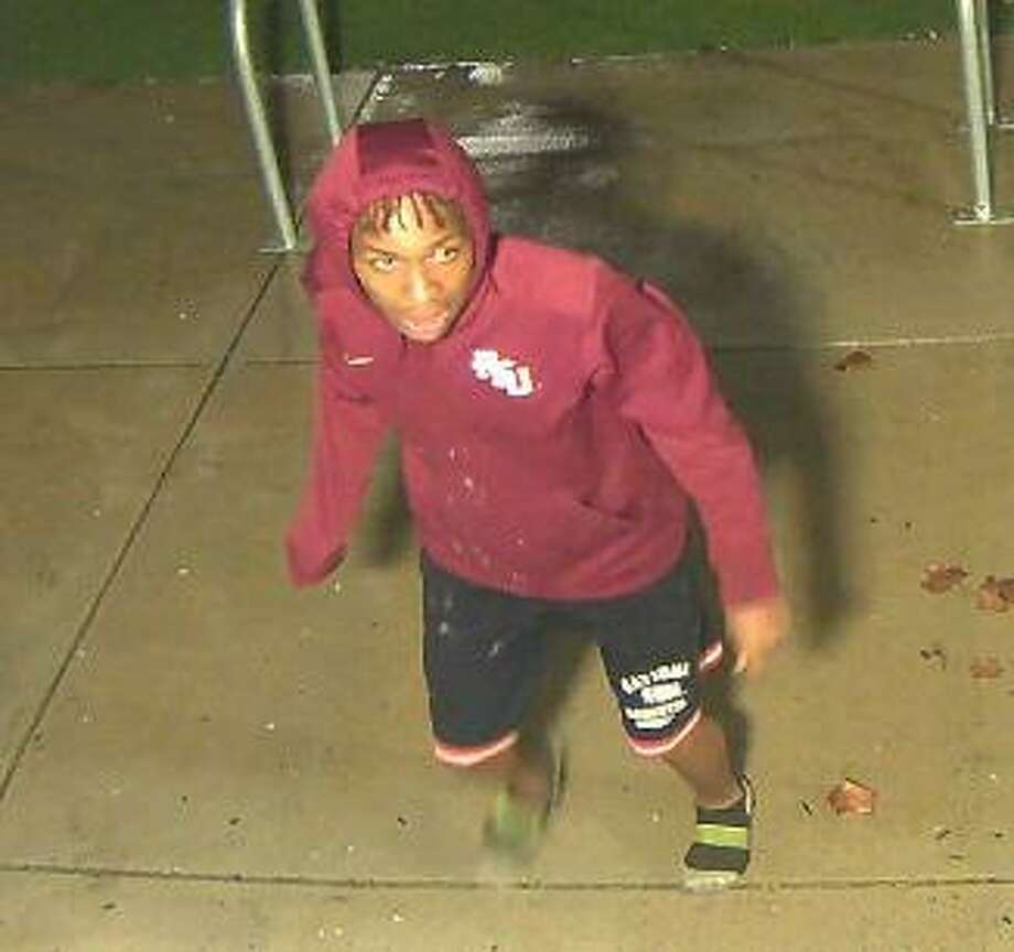 Three men are being sought in connection with a burglary at a North Side gun range Oct. 26. Photo: Courtesy