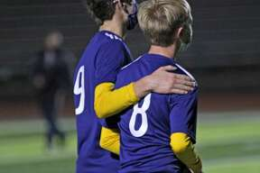 The Bad Axe boys soccer team's dominant season came to an end on Thursday night as the Hatchets fell to the Leland Comets 1-0 in a regional championship game at Mount Pleasant High School.